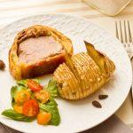 Filet Mignon en Croûte au Foie Gras &</br>Morilles