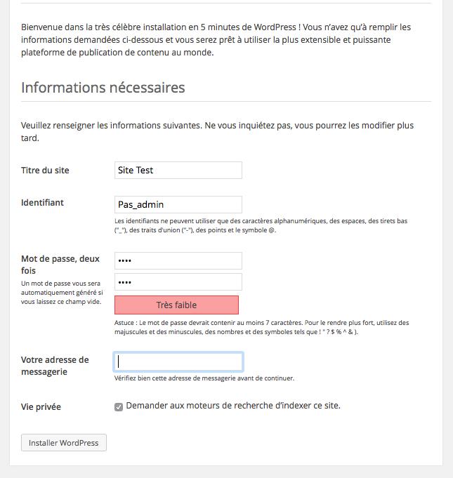 Remettre un site en ligne après un piratage - 4