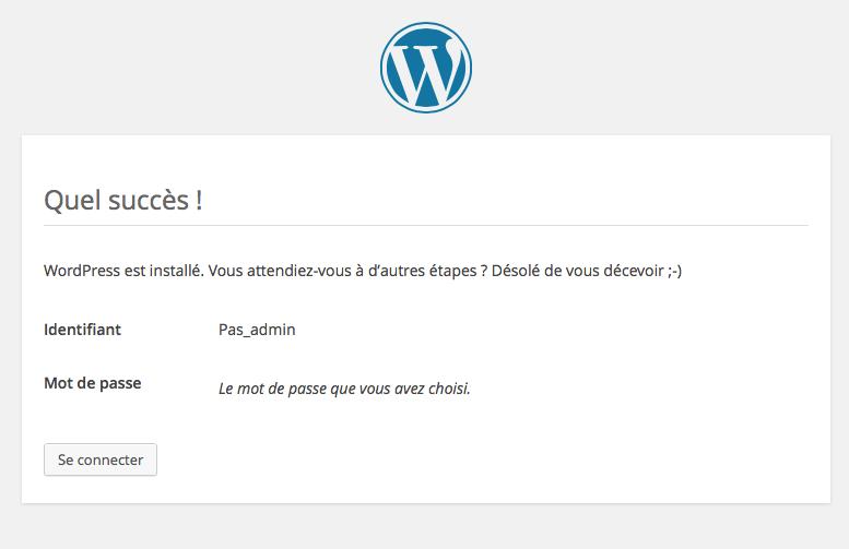Remettre un site en ligne après un piratage - 5