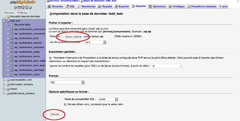Remettre un site en ligne après un piratage - 7