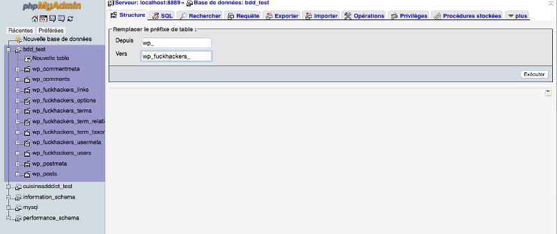 Remettre un site en ligne après un piratage - 9