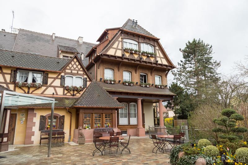 Hôtel Le Parc ****, Obernai