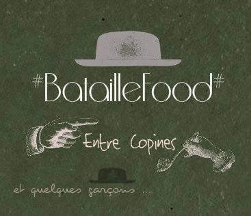 Bataille Food #25 recap et… à qui le tour?