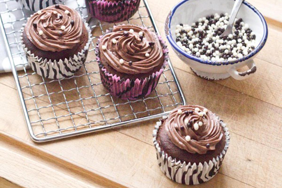 Oréo Peanut butter Brownie Cupcakes {Concours inside}