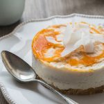 «Cheesecake» Cru et Vegan à la Noix de Coco