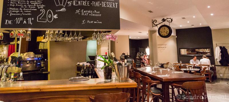 Le Bistrot du Boulanger, Strasbourg