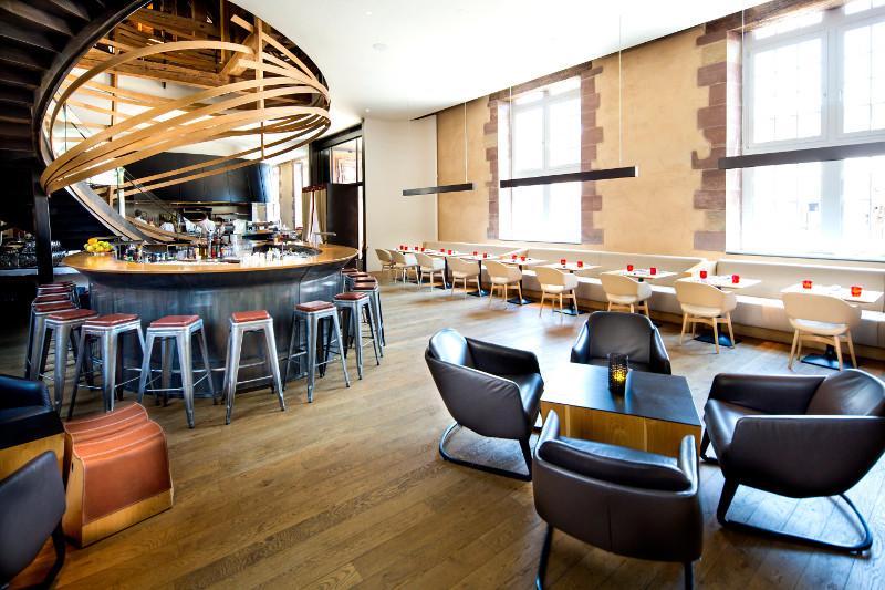 Les Tables Mailles {2 x 2 menus à la Brasserie Les Haras à gagner ...