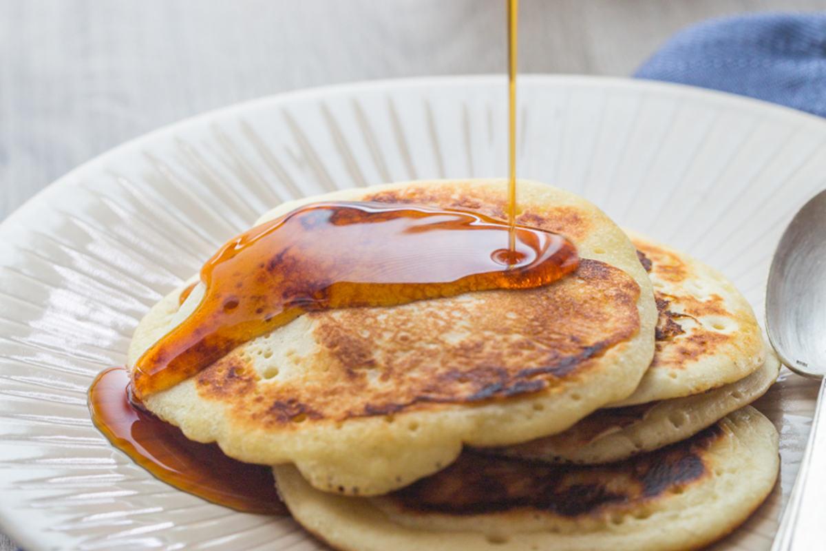 Pancakes rapides - Recette pour le brunch