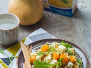 Salade de Boulgour Automnale {Rapide & Végé}