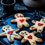 Voodoo Doll Cookies for Halloween!
