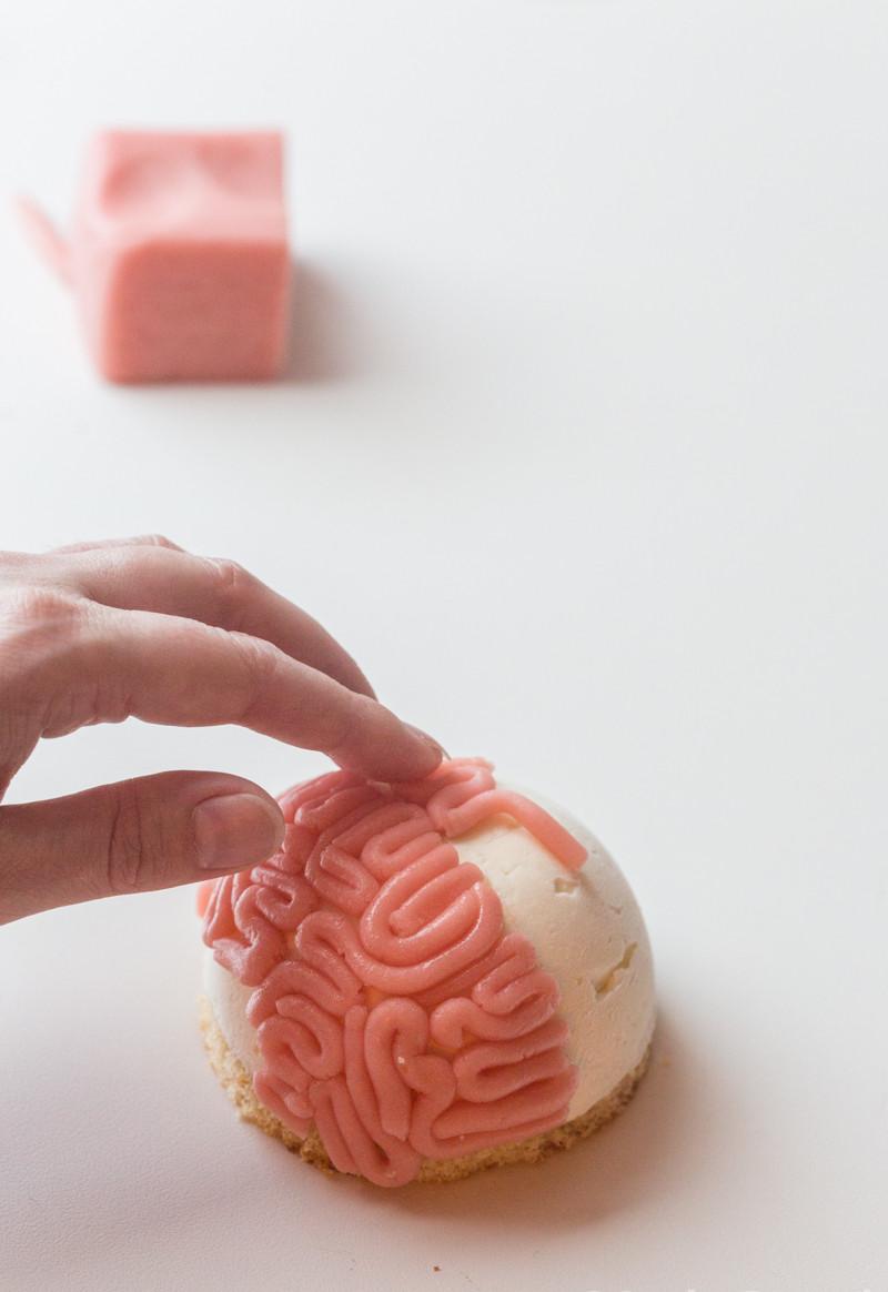 Comment faire un gâteau cervelle
