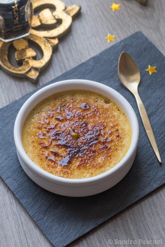 Crème brûlée au Foie gras et à la truffe noire