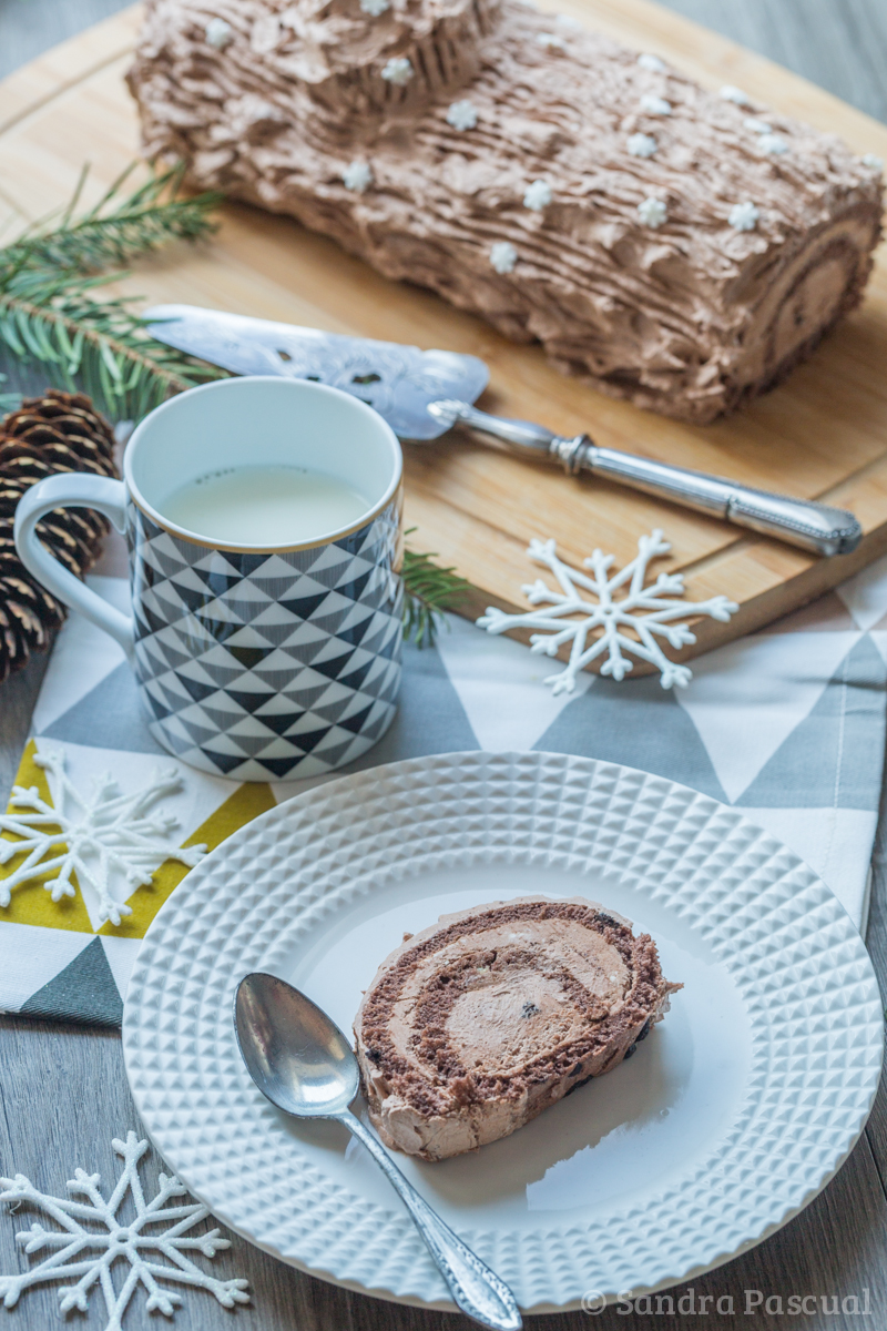Buche creme beurre chocolat - Sandra Pascual-9410