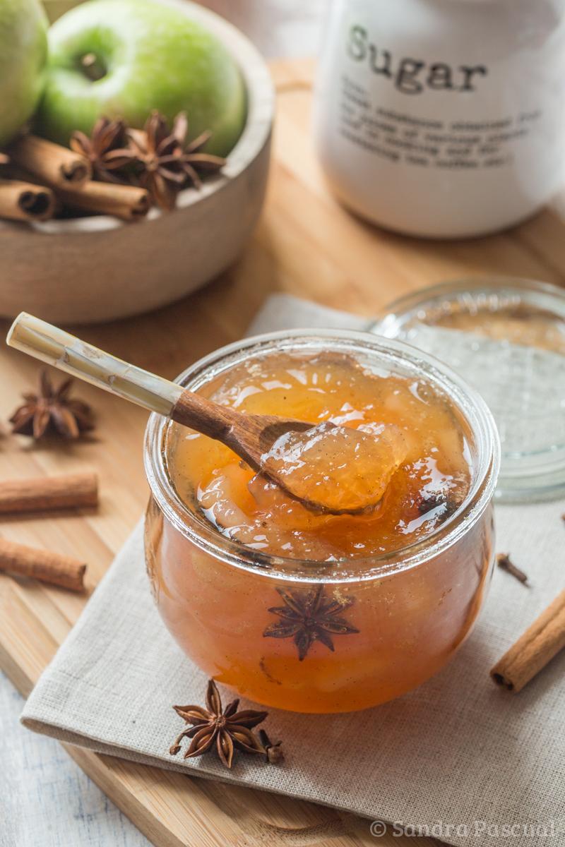 Confiture de pommes aux epices cuisine addict - Etoile de badiane cuisine ...