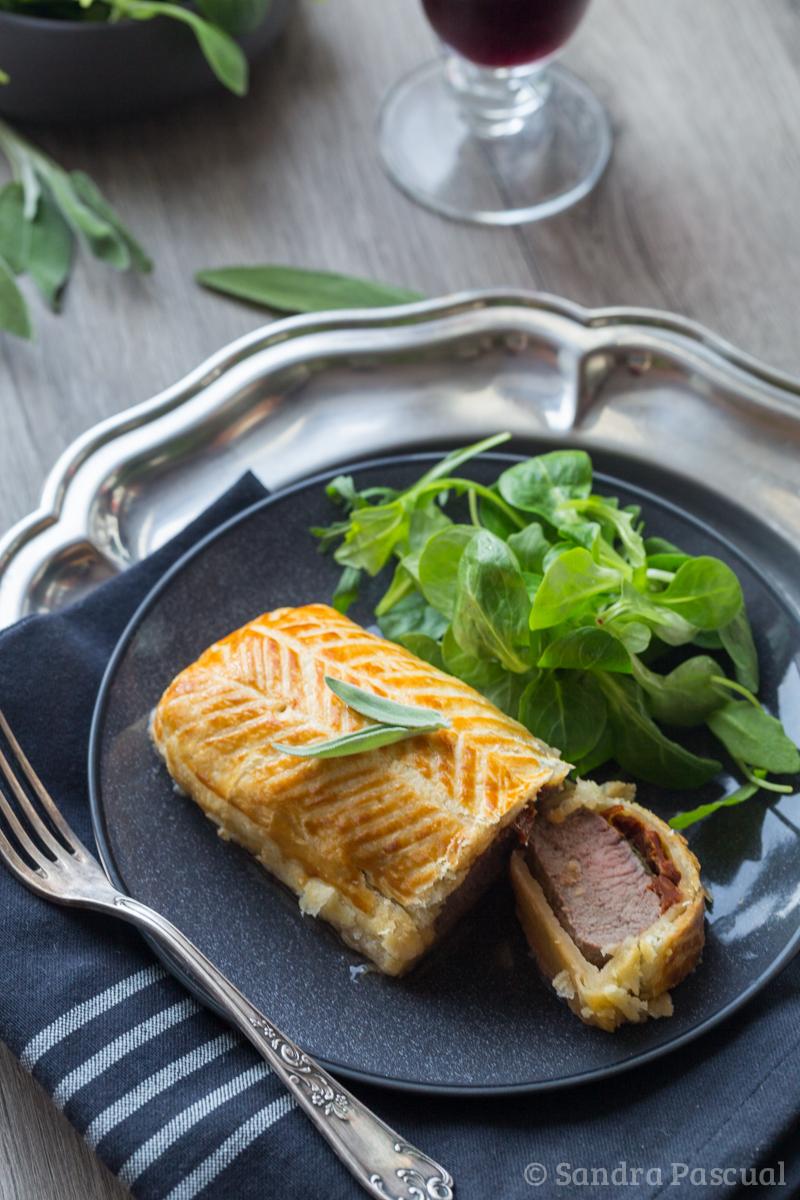 Filet d'Agneau en Croûte