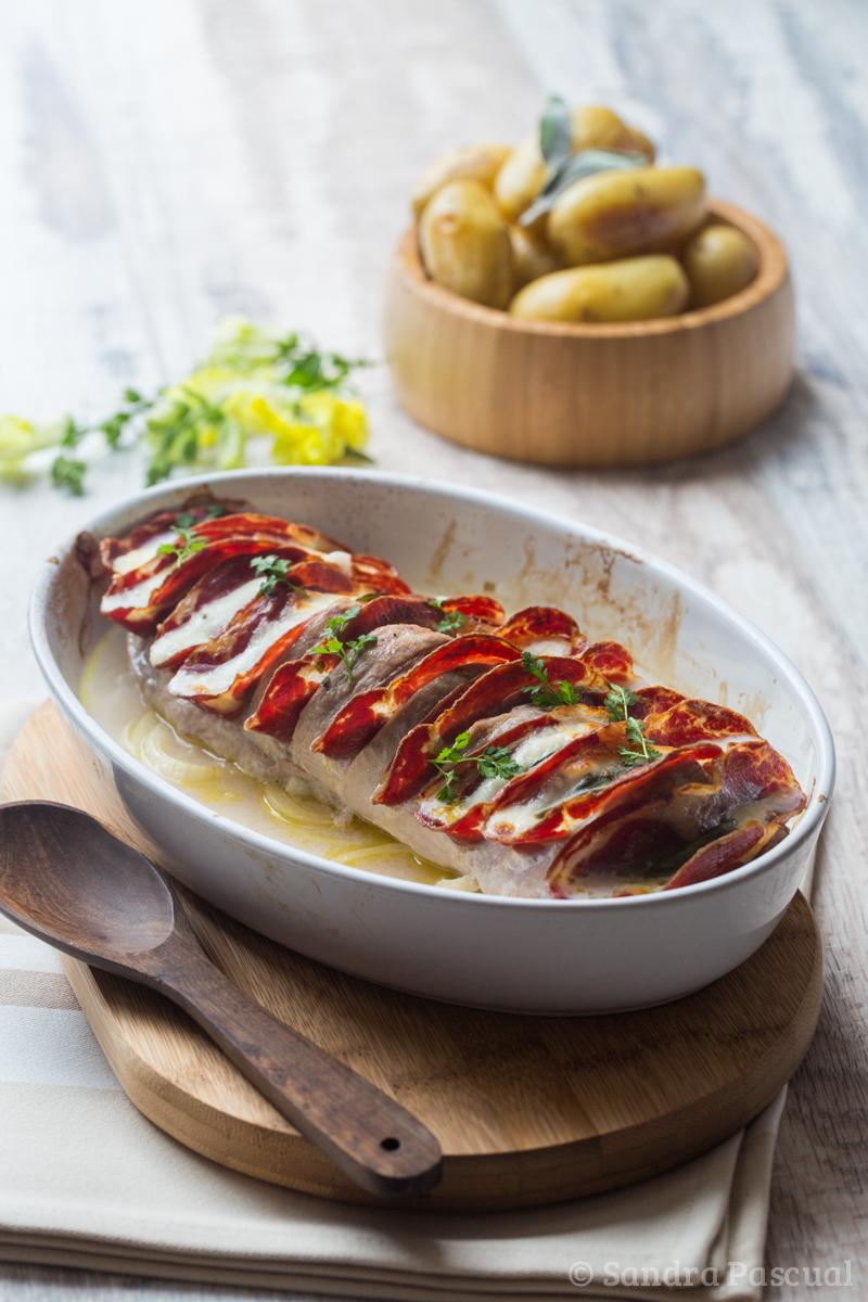 Filet mignon fa on orloff la coppa mozzarella for Cuisine addict