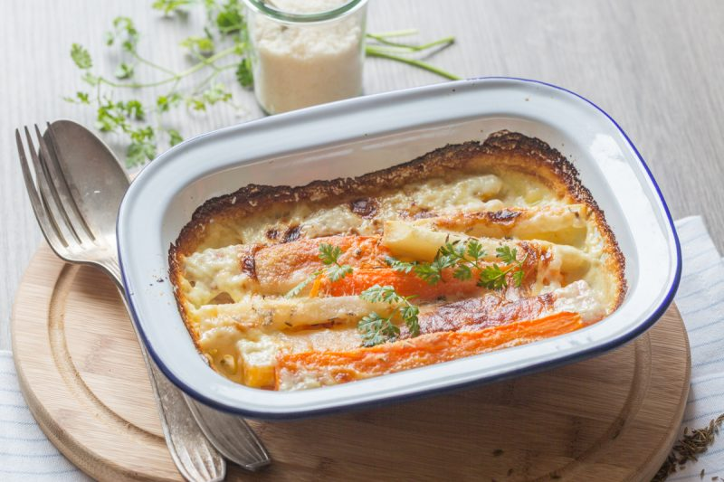 Gratin de carottes