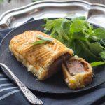 Filet d'Agneau en Croûte aux Tomates séchées