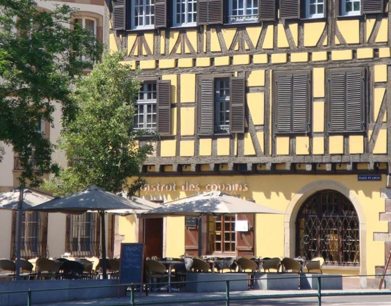 Le Bistrot des Copains, Strasbourg
