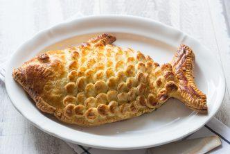 Recette de poisson en croûte façon Koulibiac