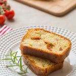 Cake Mozzarella & Tomates séchées