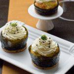 Cupcakes Saumon & Wasabi