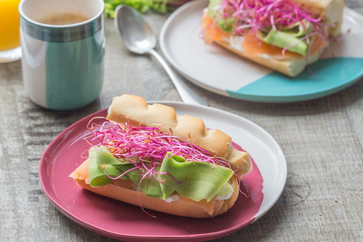 Sandwich moelleux pour le brunch et un concours Jacquet !