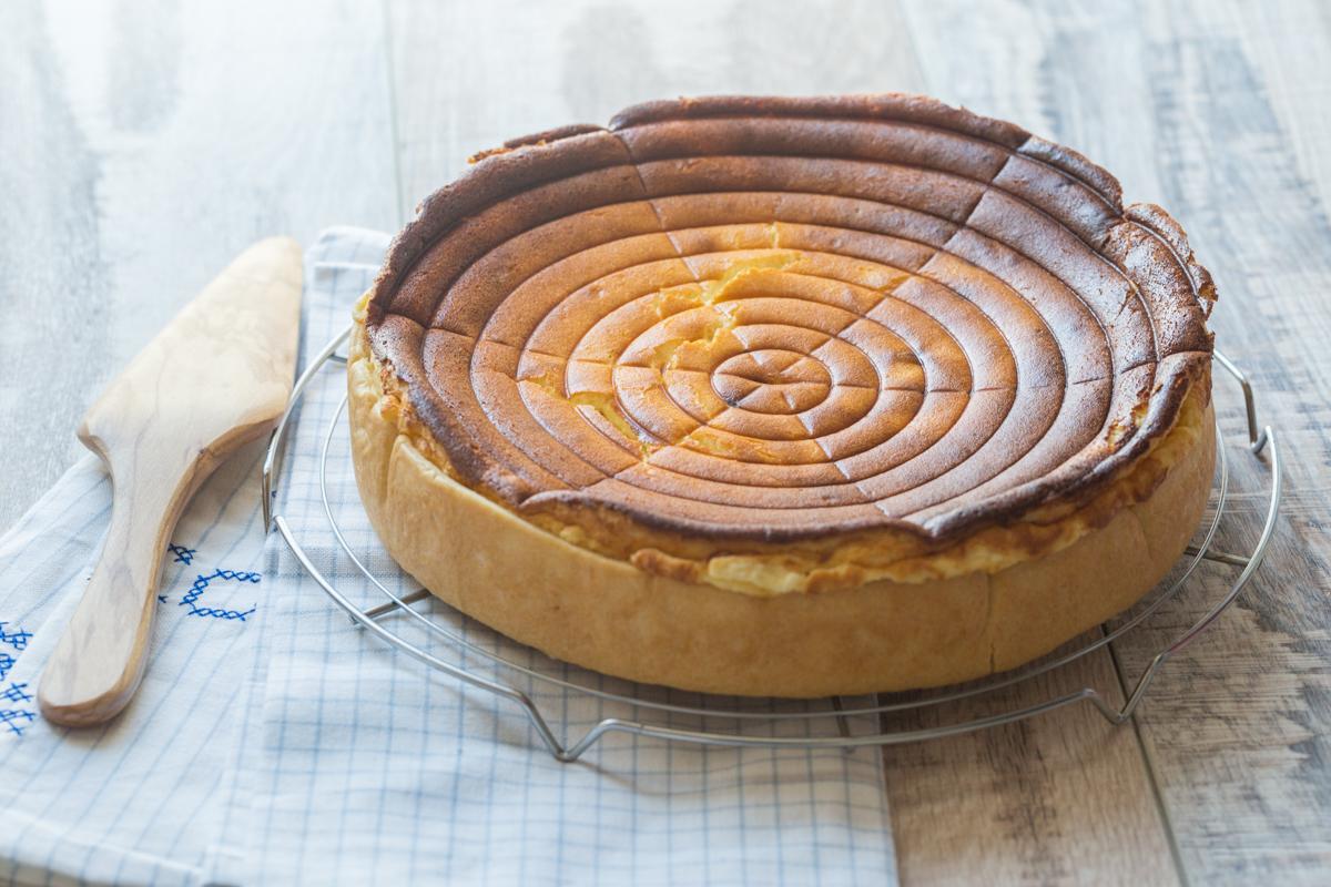 K sek che la tarte au fromage blanc alsacienne cuisine for Cuisine addict