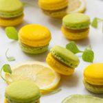 Macarons au Limoncello & Limonverde