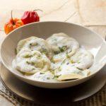 Ravioles de Daurade Thaï et leur émulsion Coco – Citron vert
