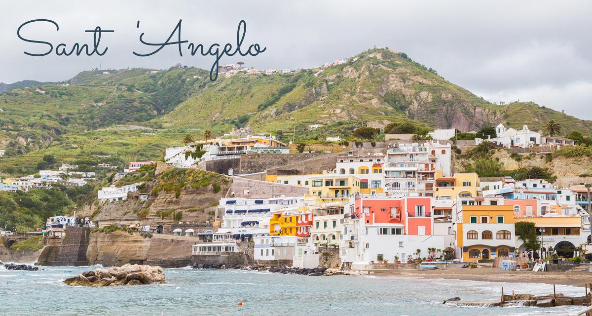 Ischia, La Isola Verde {Part. 2} - Sant'Angelo