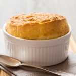 Munster Cheese Soufflé