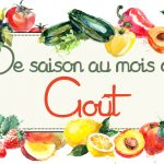 Idées-recettes avec les Fruits &</br>Légumes d'Août