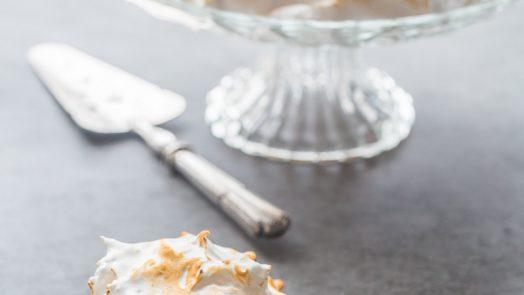 Omelette norvégienne exotique