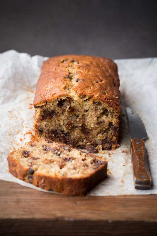 Banana bread à la patate douce