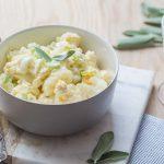 Salade gourmande au chou-fleur