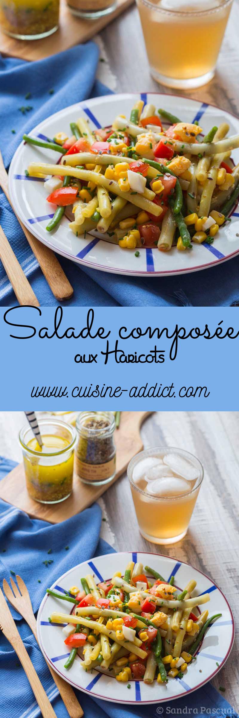Salade de Haricots verts & Beurre