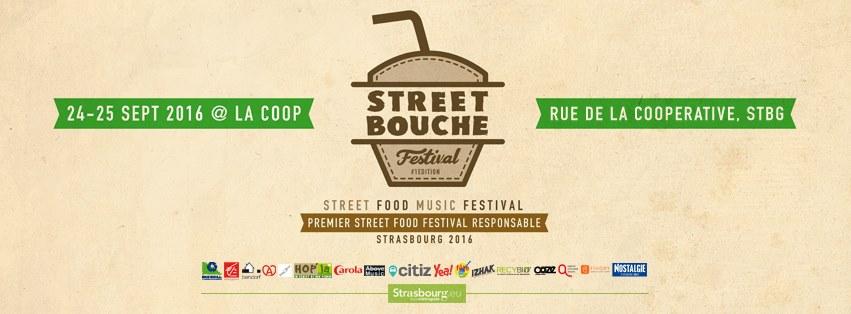 Le festival Street Bouche débarque à Strasbourg!