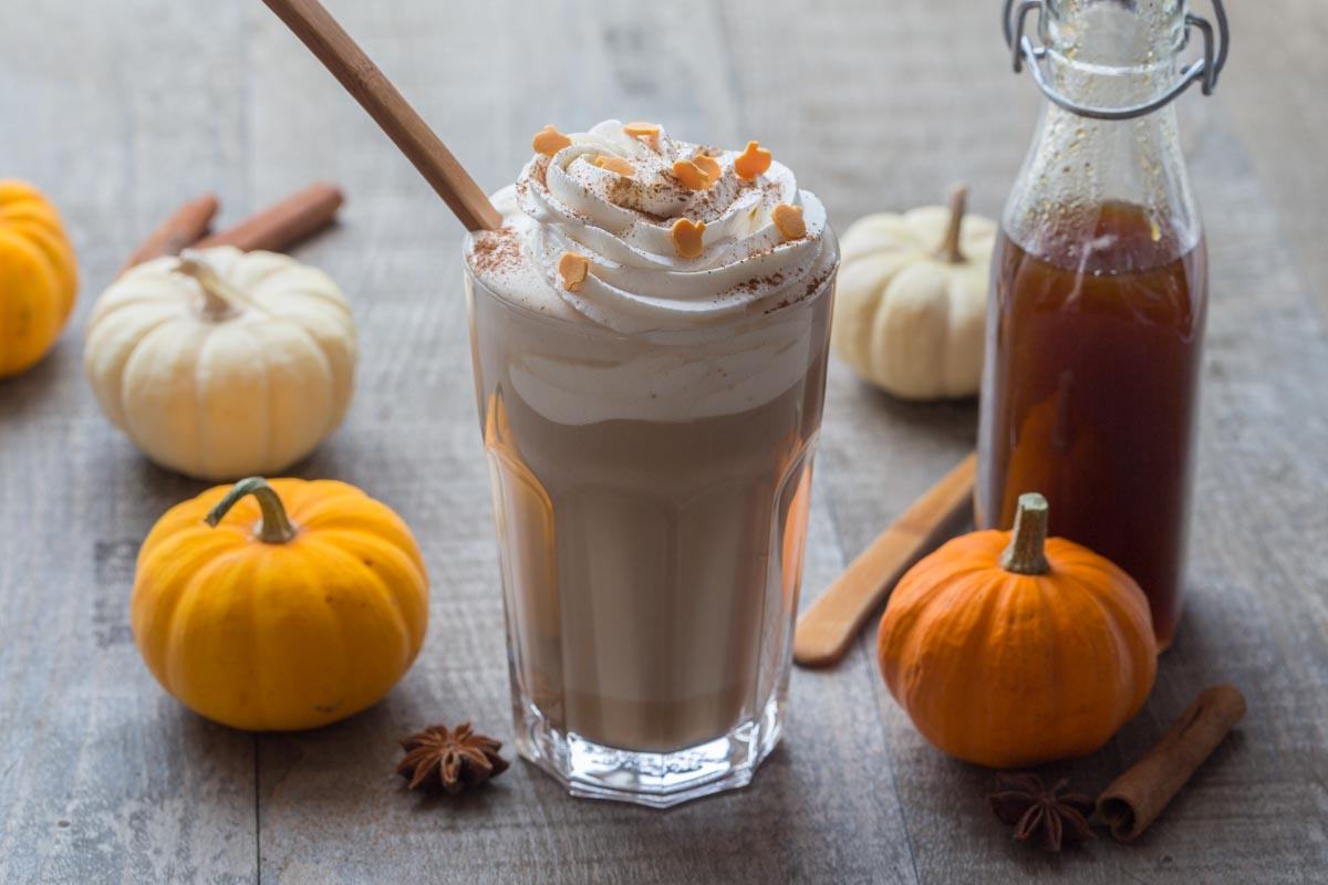 Pumpkin spice latte cuisine addict for Cuisine addict