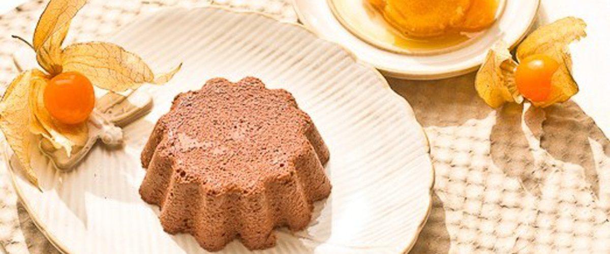 Marquise au chocolat , Recette de dessert facile