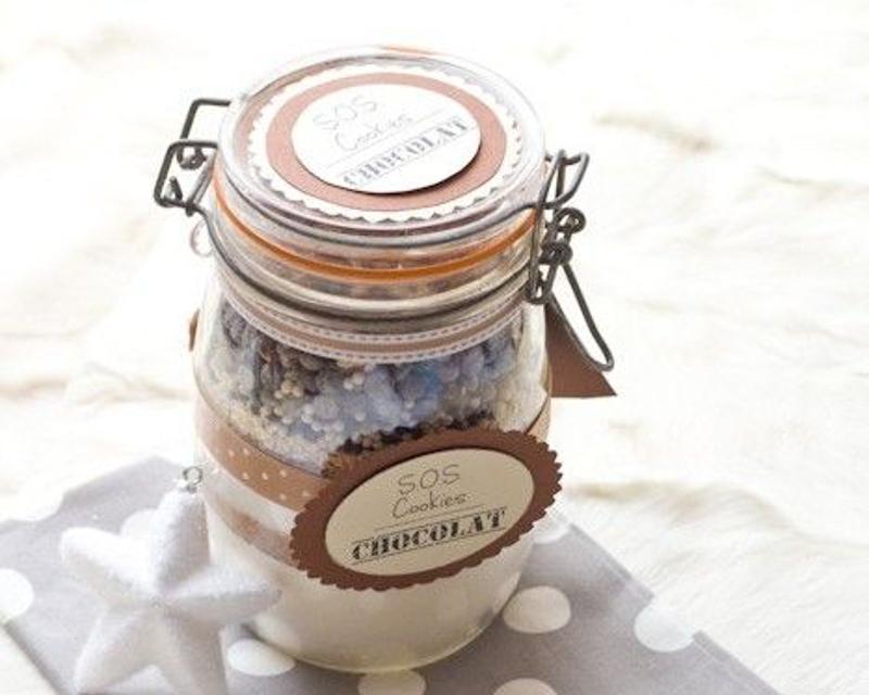 SOS Cookies </br>{On prépare Noël #2 ▲ Idée Cadeaux Gourmands}