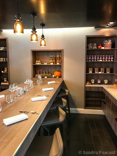 Stammtisch restaurant Terroir & Co