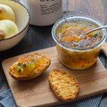 Confiture de poires et kiwis