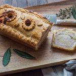 Pâté en croûte maison au Canard et Foie gras