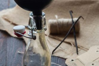 Réaliser un extrait de vanille fait maison