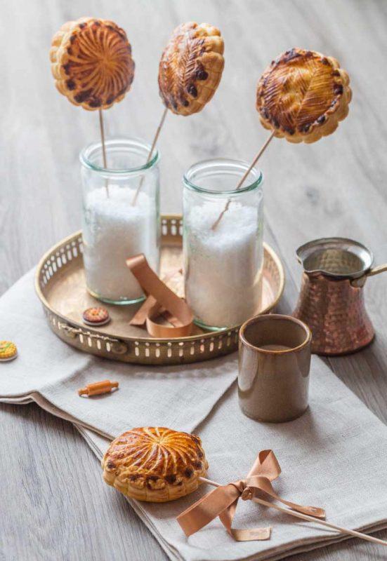 Galettes pop's Poire et Chocolat