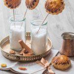 Galette pops Poire & Chocolat