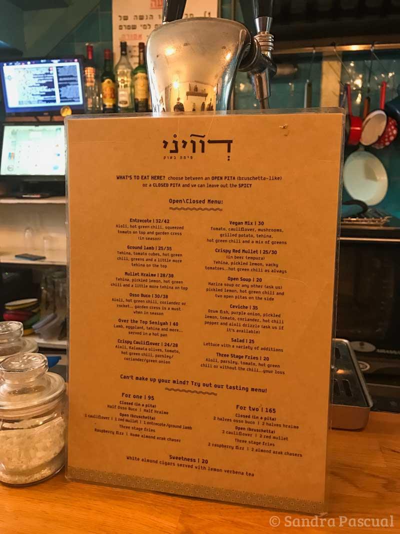 Restaurant pita