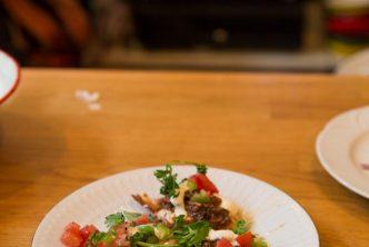 Salade façon pita