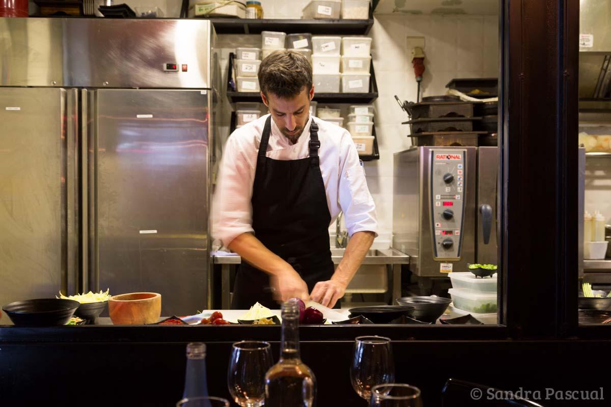 Chef Roni Finzi